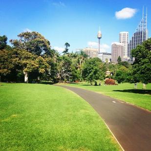 Royal Botanic Gardens